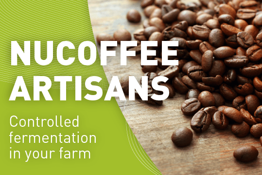 """""""Nucoffee Artisans"""" project: controlled fermentation in your farm"""